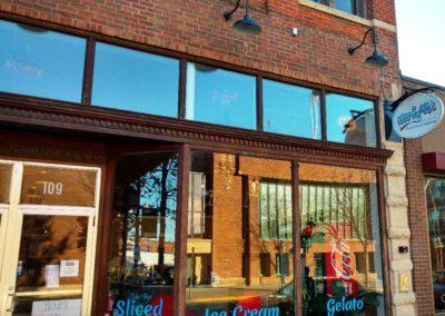 Business Window Restoration