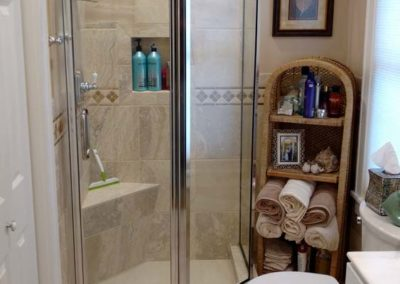 Shower Installation 1